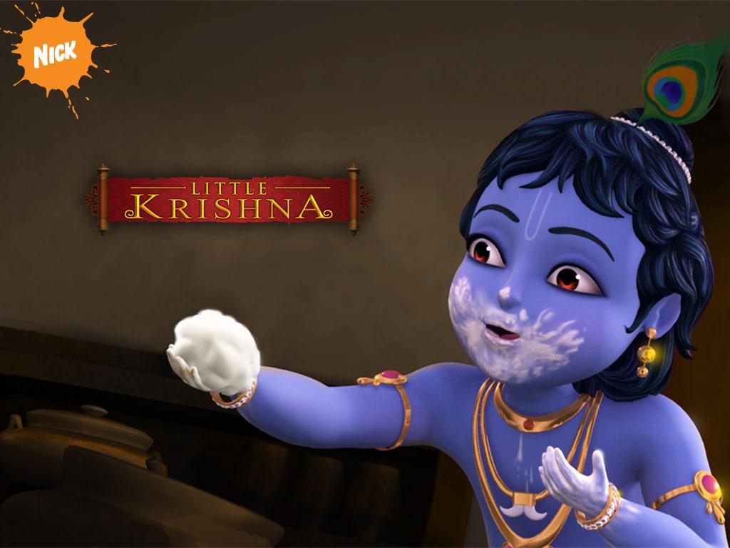 [VIDEO]Little Krishna Wpkrishna03